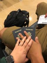 Passports ready